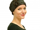 Hats for hair loss, soft chemo hat, made to size