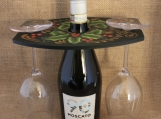 Wine Caddy for Christmas