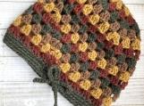 Wool Crochet Hat
