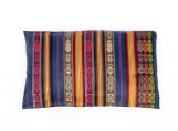 Native Inca Aztec Colorful  Decorative Throw Pillow, Tribal Pattern