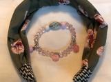 Headband and Bracelet Set