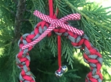 Christmas ornament with bells