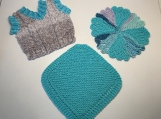 Dishcloths and Scrubbies