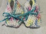 Oriental baby slipper