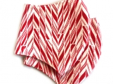 Candy Cane Stripes Face Mask