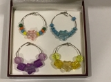 You're a Star wine charms - set of 4