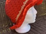 Women's Fashion Flapper Hat Vintage Inspired Crochet Handmade