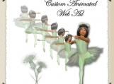 CUSTOM Animated Web Ad for Your iCraft Store or Online Business, Small