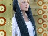 PATTERN knittles Awesome Earflap Hat / Knitting Pattern PDF