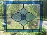 Blue Flower Panel