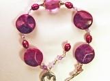 Purple Passion Bracelet