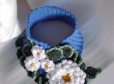 PDF Pattern Crochet neck warmer scarflette scarfush No 5