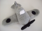 Crochet air planes, Childs toy