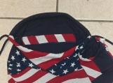 """America"" Drawstring Backpack Set"