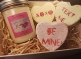 I Heart You Valentine's day gift set