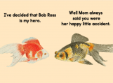 Bob Ross Fish