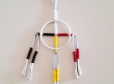 Small Medicine Wheel (3 inch ring)