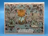 Children's Thankyou- 3 Kitties girl