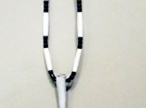 Men's Native Necklace Made of Bones