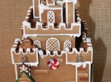 Gingerbread Castle Luminary