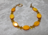 Sunflower Yellow Collection Bracelet