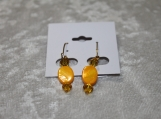 Sunflower Yellow Collection Earrings