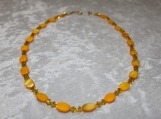 Sunflower Yellow Collection (Necklace)