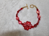 Red Clover Collection Bracelet