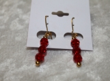 Red Clover Collection Earrings
