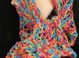 Jelly Bean Summer Shawl