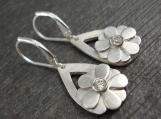 Buttercup Fine Silver Earrings