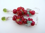 Rose Garden - Earrings