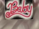 Neon Baby Sticker