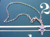 Nurse Practitioner Sterling Silver Charm Bracelet-Beautiful-Only One