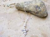 Sterling Silver Angel Bracelet - Beautiful