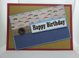 Happy Birthday card for him- 01