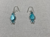 Just Blue Collection Earrings
