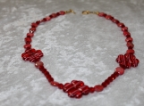 Red Clover Collection Necklace