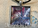 Handcrafted Pendant Necklace #3812