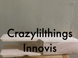 Innovis Riser -with drawer -UN-finished