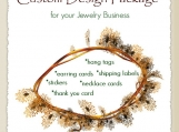 CUSTOM Design Package for Your Jewelry Business