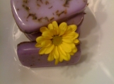 ONE 4oz. LAVENDER HERBAL SOAP
