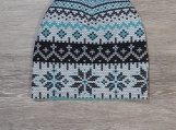 Christmas Sweater Print Beanie, Toque, Touque, Slouchy Beanie, For Everyone, Gift For Everyone, Unisex, Beanie for Him, Beanie for Her