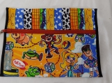 Reusable Snack Bag, Toy Story, Reusable Dry Food, Zipper Bag, Washable, Lunch, Pet Food, Lunches, Travel, Snack Bag, Dog Treat, Cat Treat