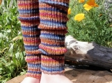 Leg & Arm Warmers, Adult and Teen sizes, Handmade, Washable