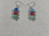 Swarming Color Collection Earrings