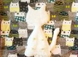 Cat Suckling Pillow Cover - Cat Pacifier