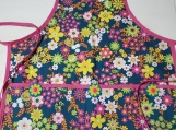 Groovy Floral Apron