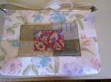 Large padded purse