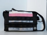 Recycled Seat Belt Meduim Messenger Handbag